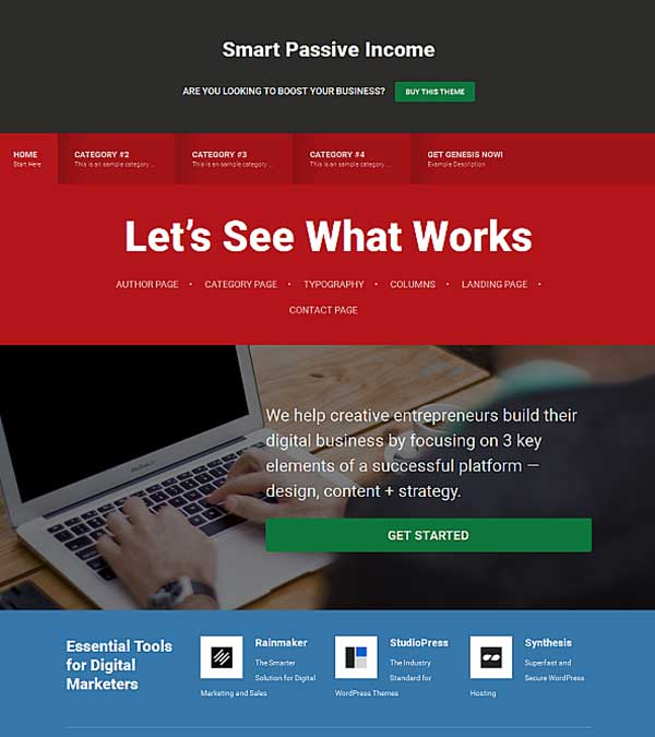 Smart Passive Income Pro WordPress